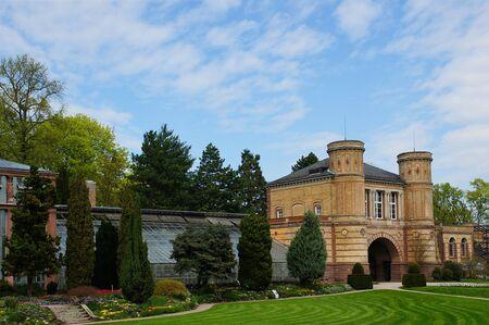 karlsruhe: Botanical Garden in Karlsruhe
