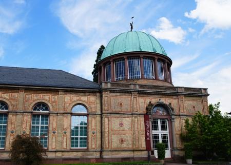 karlsruhe: Orangery Karlsruhe