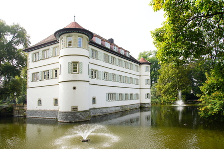 lordly: Water Castle Bad Rappenau