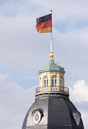 karlsruhe: Karlsruhe castle tower
