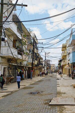 santo domingo: Street in Santo Domingo