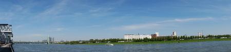 cologne: Rhine panorama cologne
