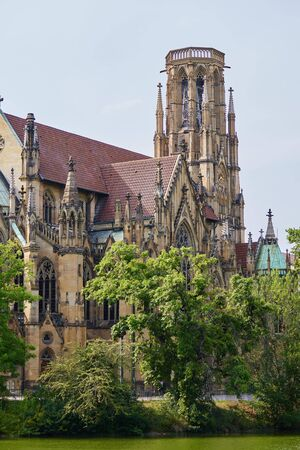 johannes: Johannes Church Stuttgart