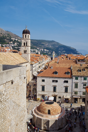 nicely: Old Town of Dubrovnik