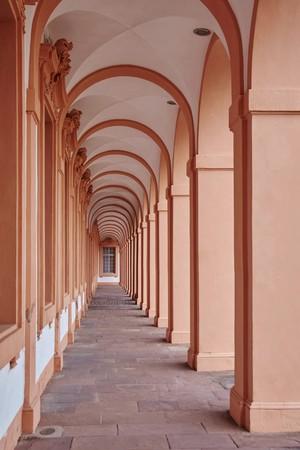 Residence castle Rastatt