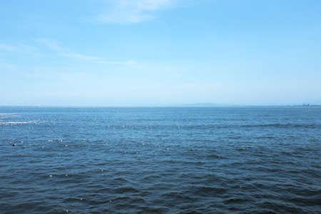 pacific: pacific ocean Stock Photo