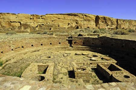 chaco: Chetro Ketl, a Chacoan great house at Chaco Canyon