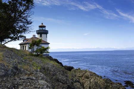Lime Kiln Lighthouse on San Juan Island, Washington8