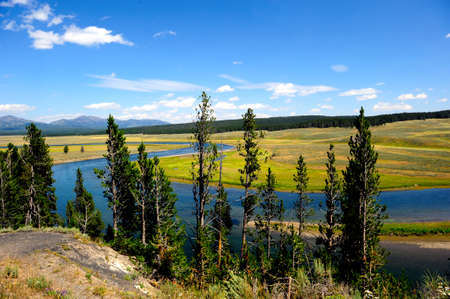 hayden: Hayden Valley in Yellowstone National Park