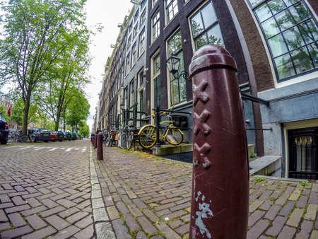 Herengracht Amsterdam 新聞圖片