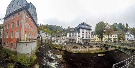 wideview: River Rur in Monschau