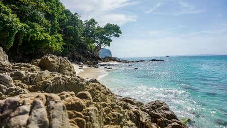 bounty: Bahía de la isla de bambú Tailandia
