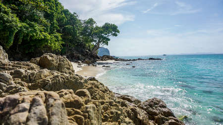 bounty: Bay of Bamboo Island Thailand