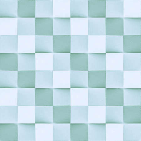 Seamless paper mosaic image for backgrounds or wallpaper photo