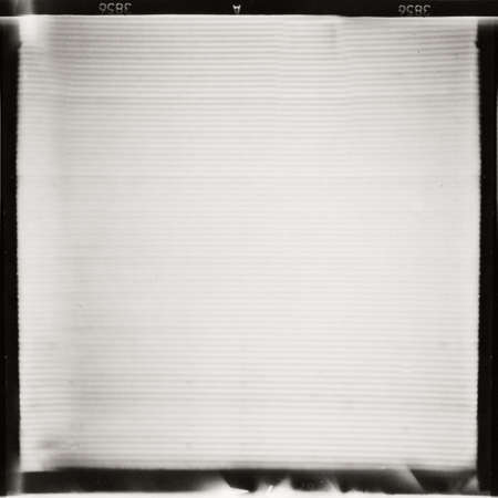 medium format BW film frame, may use as background photo