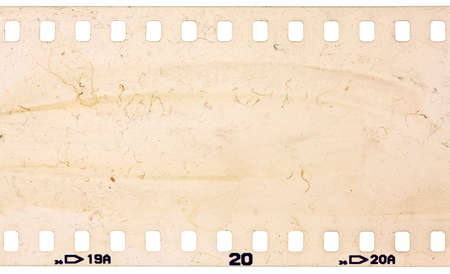 grunge filmstrip, may use as a background photo