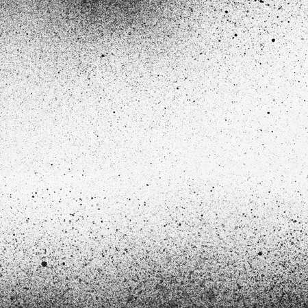 An abstract paint background in black and white photo