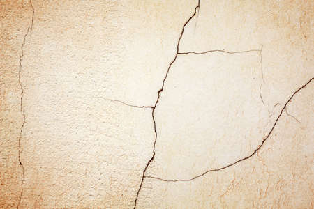 cracked cement: Aged wall grunge background