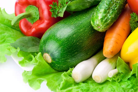 fresh vegetables Stock Photo - 7718206