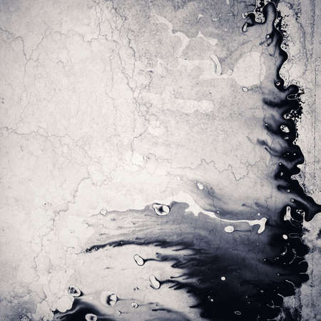 abstract painting: designed artistic grunge background