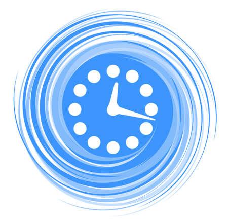 time icon Stock Vector - 8104898