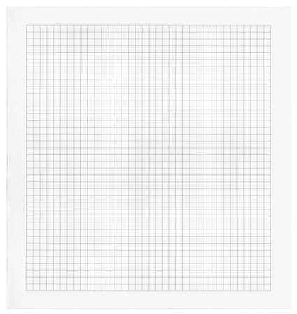 Detailed blank math paper pattern Stock Photo - 8256987