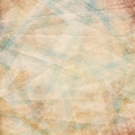 Designed grunge paper background, texture photo