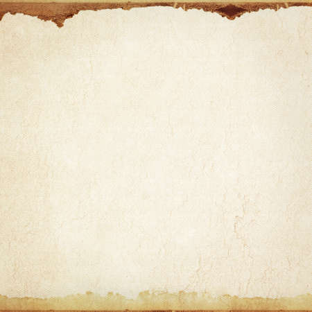 wrinkled paper: designed old paper background Stock Photo