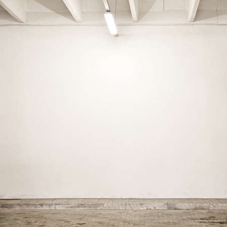 Empty wall, can be used as background  photo