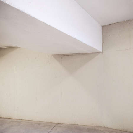 Empty wall, can be used as background Stock Photo - 9024036