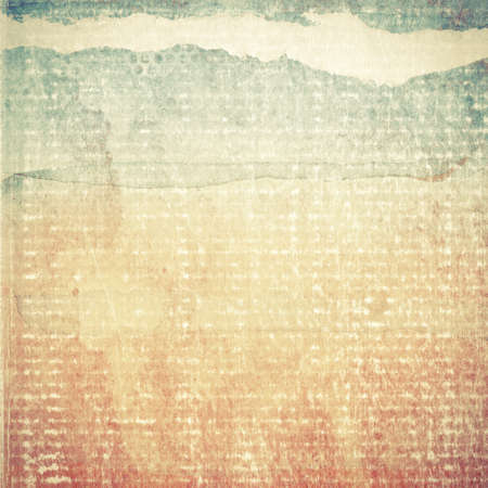 Designed grunge paper texture, background Stock Photo - 9152329
