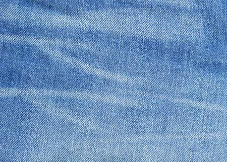 denim jeans: Worn blue denim jeans texture, background Stock Photo