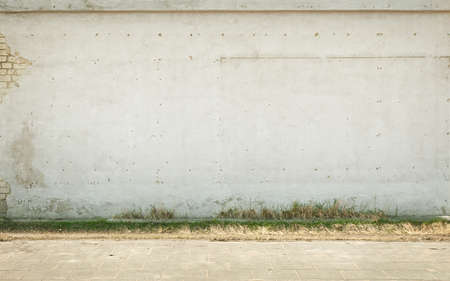 yellow walls: Aged empty  wall background, texture