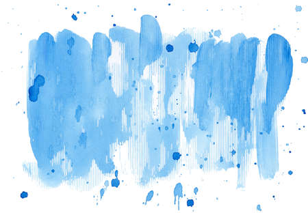 Abstract watercolor hand painted artistic background. Made myself.