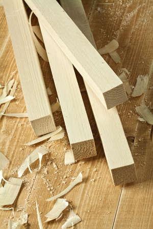 Wood planks on wooden floor Stock Photo - 9568984