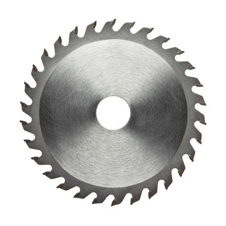 Circular saw blade for wood work Stock Photo - 10821735