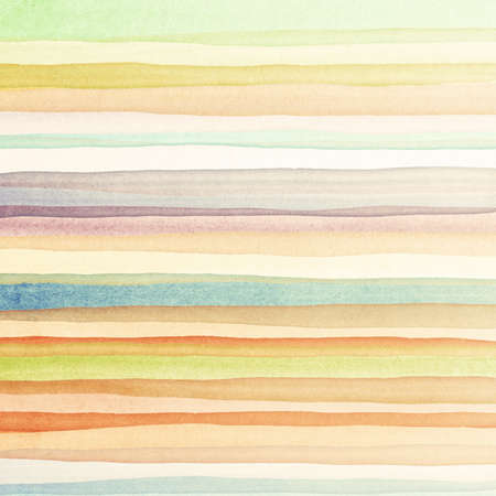 Designed art background. Used watercolor elements. Stock Photo - 10821742