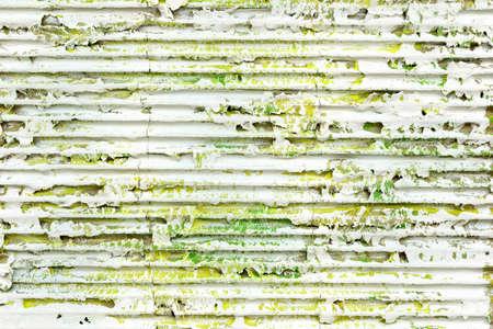 Painted cardboard background, grunge texture. photo