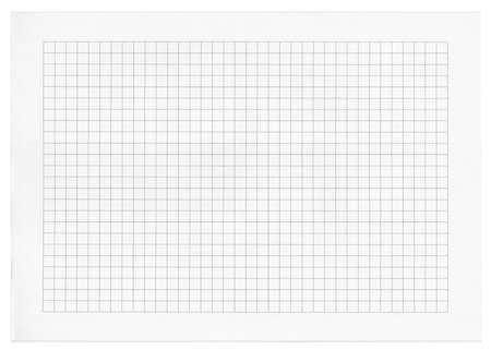 Detailed blank math paper pattern photo