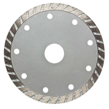 Circular saw blade  Disk for stone cutting work  photo