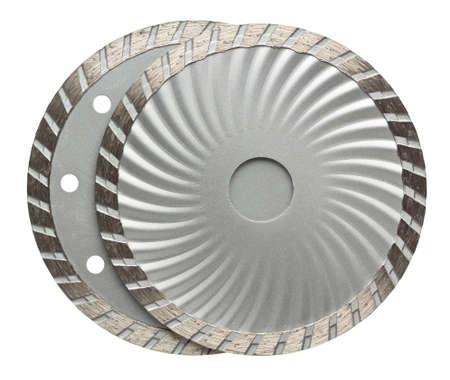 Circular saw blades  Disks for stone cutting work  photo