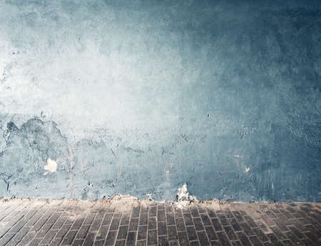 Aged street wall background, texture Stock Photo - 12781954