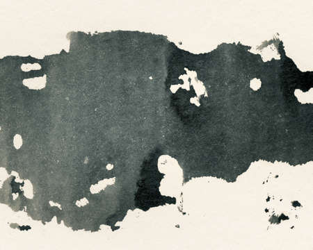 Abstract painted grunge background, ink texture Stock Photo - 13179903