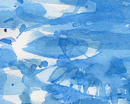 hand painted: Abstract watercolor hand painted background