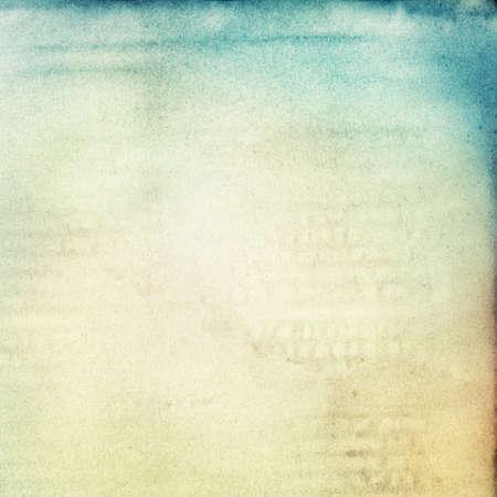 watercolor paper texture: Designed art background, grunge texture