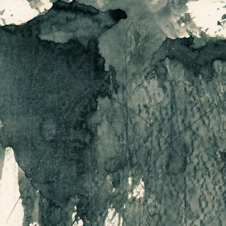 Abstract painted grunge background, ink texture. Stock Photo - 13716775