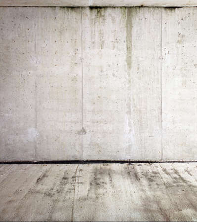 Concrete wall background, texture Stock Photo - 14517640
