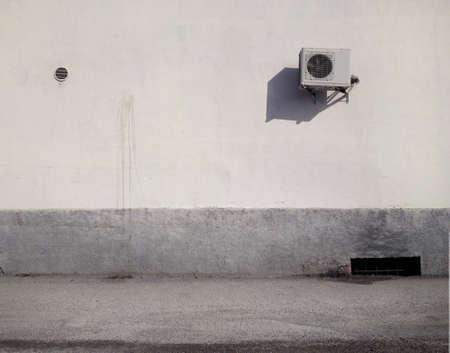 Aged Straße Wand Hintergrund, Textur