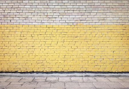 grafitis: Street pared de fondo, textura
