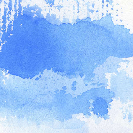 watercolor splash: Abstract watercolor hand painted background, texture